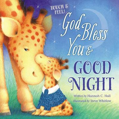God Bless You and Good Night Touch and Feel - A God Bless Book (Board book)