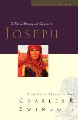 Joseph: A Man of Integrity and Forgiveness (Paperback)