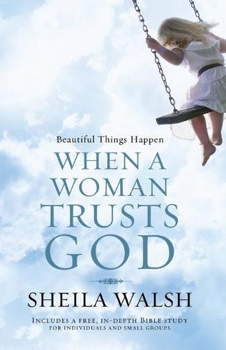 Beautiful Things Happen When a Woman Trusts God (Paperback)