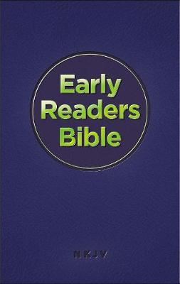 NKJV Early Readers Bible (Leather / fine binding)