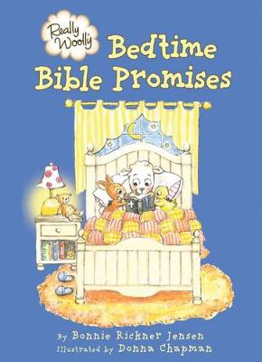 Really Woolly Bedtime Bible Promises - Really Woolly (Board book)