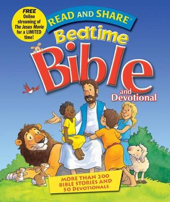 Read and Share Bedtime Bible and Devotional (Hardback)