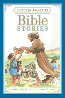 Children's Favorite Bible Stories (Hardback)