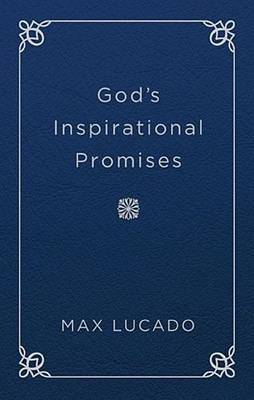 God's Inspirational Promises (Leather / fine binding)