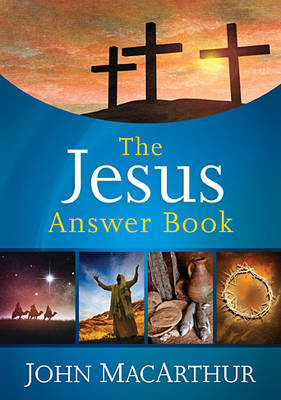 The Jesus Answer Book - Answer Book Series (Hardback)