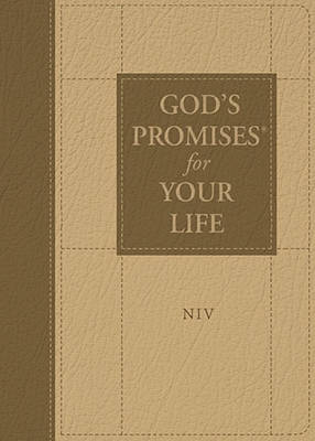 God's Promises for Your Life: New International Version (Leather / fine binding)