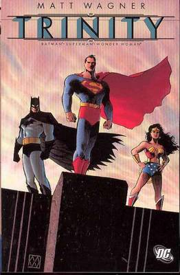 Batman Superman Wonder Woman: Batman Superman Wonder Woman Trinity TP Trinity