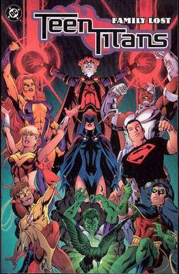 Teen Titans TP Vol 02 Family Lost (Paperback)