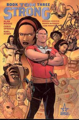 Tom Strong - Book 03 (Paperback)