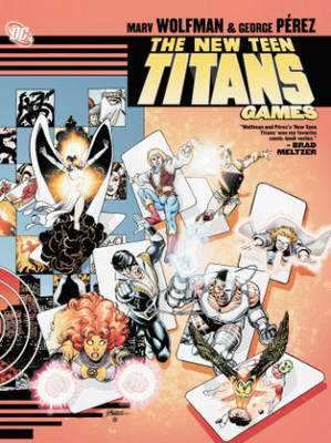 The New Teen Titans: Games: Games (Paperback)