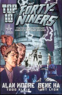Top Ten: The Forty-Niners (Paperback)