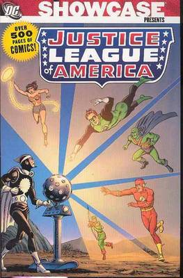 Showcase Presents Justice League of America: Vol. 1 (Paperback)