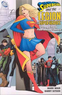 Supergirl And The Legion Of Super-H (Paperback)
