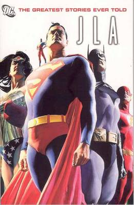 Jla The Greatest Stories Ever Told TP (Paperback)