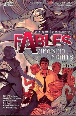 Fables: Arabian Nights (And Days) - Vol 07 (Paperback)