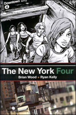 The New York Four (Paperback)