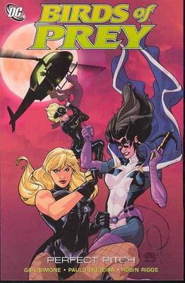 Birds Of Prey Perfect Pitch TP (Paperback)