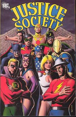 Justice Society (Paperback)