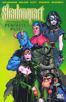 Shadowpact Vol 01 (Paperback)