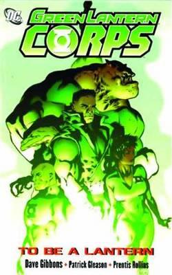 Green Lantern Corps (Paperback)
