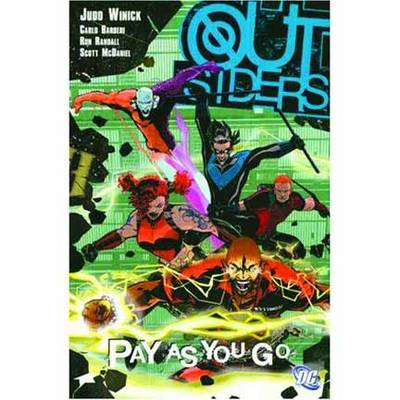 Outsiders Vol 06 (Paperback)
