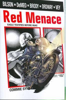 Red Menace TP (Paperback)