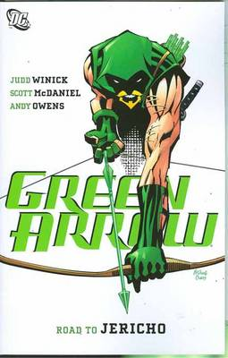 Green Arrow Road To Jericho TP (Paperback)