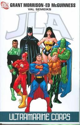 JLA: Ultramarine Corps (Paperback)