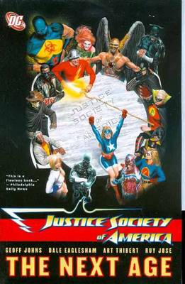 Justice Society Of America Vol. 1 (Paperback)