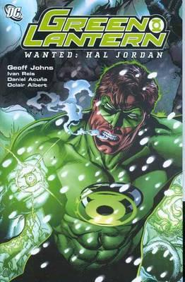 Green Lantern Wanted Hal Jordan (Paperback)