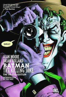 Batman The Killing Joke Special Ed HC (Hardback)