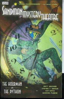 Sandman Mystery Theatre TP Vol 06 Hourman And Python (Paperback)