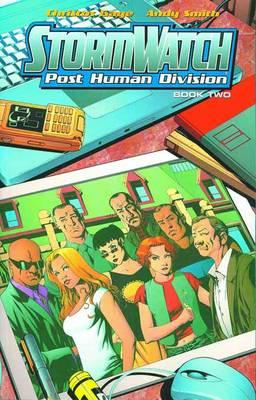 Stormwatch Phd TP Vol 02 (Paperback)