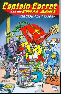 Captain Carrot And The Final Ark TP (Paperback)