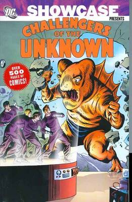 Showcase Presents Challengers Of The Unknown Vol. 2 (Paperback)