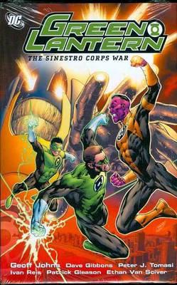 Green Lantern HC Vol 02 The Sinestro Corps War (Hardback)