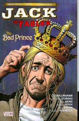 Jack Of Fables TP Vol 03 The Bad Prince (Paperback)