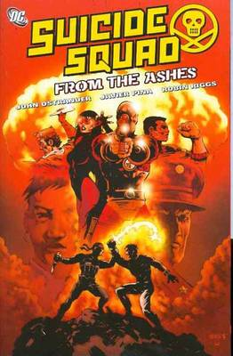 Suicide Squad From The Ashes (Paperback)