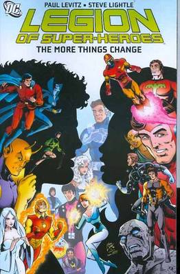 Legion Of Super-Heroes (Paperback)