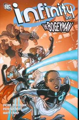 Infinity Inc TP Vol 02 The Bogeyman (Paperback)