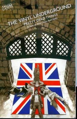 Vinyl Underground TP Vol 02 Pretty Dead Things (Paperback)