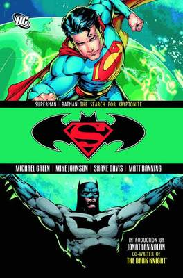 Superman Batman Search For Kryptonite TP (Paperback)