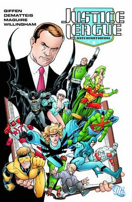 Justice League International TP Vol 02 (Paperback)
