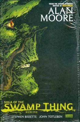 Saga Of The Swamp Thing HC Book 01 (Hardback)