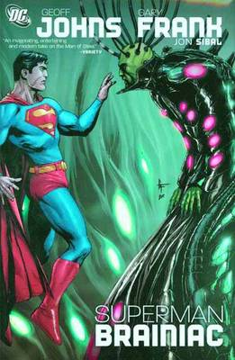 Superman Brainiac HC (Hardback)