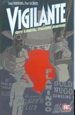 Vigilante City Lights Prairie Justice TP (Paperback)