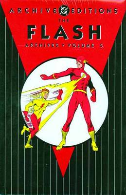 Flash Archives HC Vol 05 (Hardback)