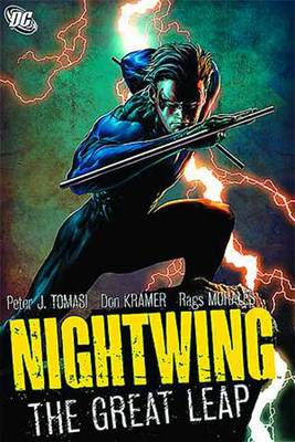Nightwing The Great Leap TP (Paperback)