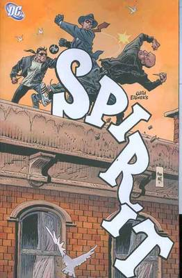 The Spirit Book Three (Paperback)
