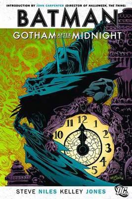 Batman: Batman: Gotham After Midnight Gotham After Midnight - Batman (Paperback)